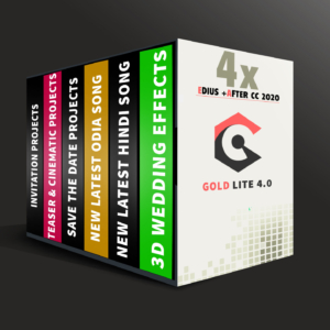 Gold Lite 4.0 I Edius & After Effects