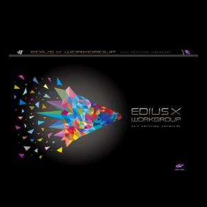 Edius X Workgroup Jump Upgrade